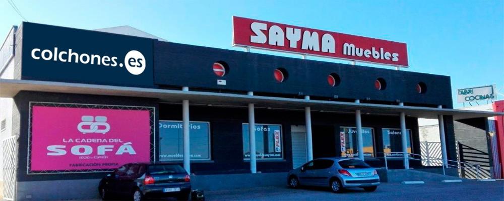 Muebles sayma tienda de muebles en chiclana c diz - Tiendas de muebles en chiclana ...